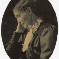 Portrait of Mrs. Theodosia B. Shepherd in Repose