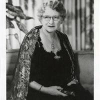 Edith Hobson Hoffman portrait