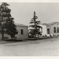 Psychiatric and Male Geriatric Buildings at Ventura County Hospital