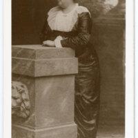 Bessie Cohn Portrait