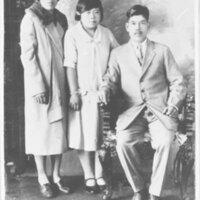 Manuel K. Inadomi Family Portrait