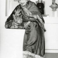 Beatrice Wood Seated Portrait