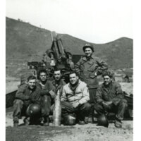 Army Soldiers in Korea, 1952