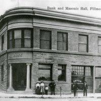 Fillmore State Bank and Masonic Hall