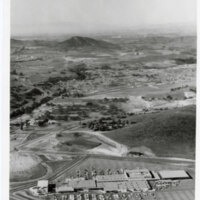 View of Newbury Park, Conejo Grade, and Janss Mall