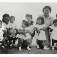 Japanese Women and Children