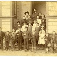 Avenue School, 1890