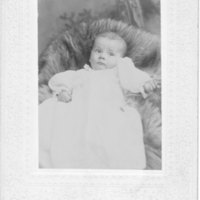 Elsie Martin, Baby Portrait