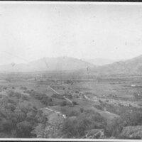 Ojai Valley From Grade Road