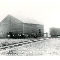 Saticoy Walnut Growers' Association House