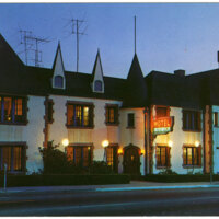 Midwick Hotel and Apartments post card