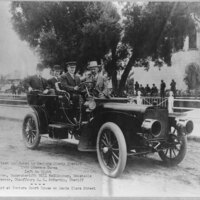 First Car Owned by Ventura County Sheriff