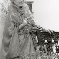 Beatrice Wood, Portrait In Studio