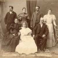 Honorable W. Cannon Family Photo