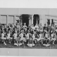 Washington Grammar School Music Students